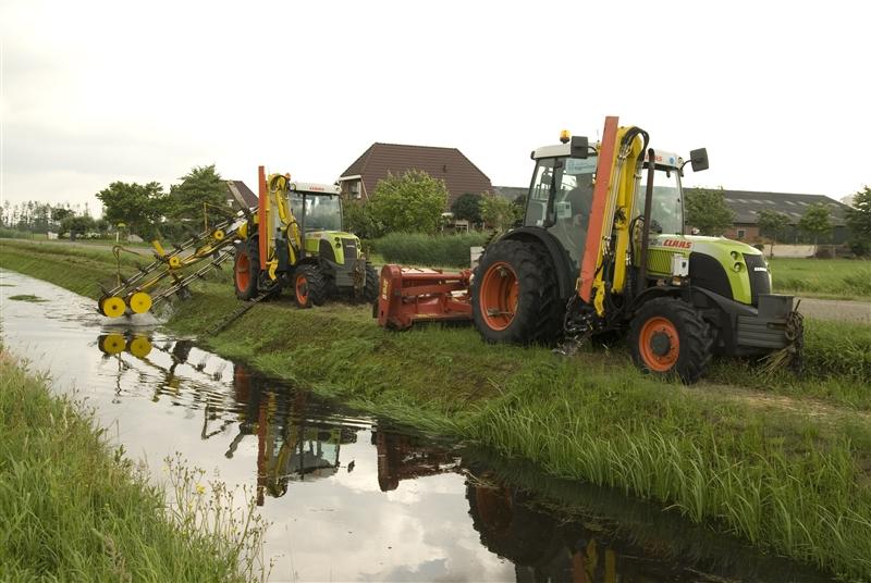 Onderzoek naar duurzaam gebruik van berm- en slootmaaisel als bodemverbeteraar
